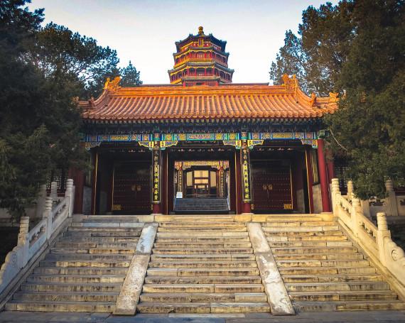 Pagode Tempel