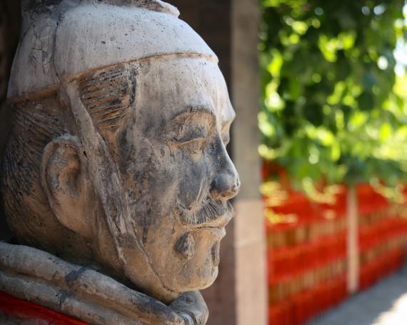 Statue China